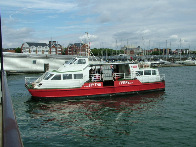 things to do in southampton hythe ferry